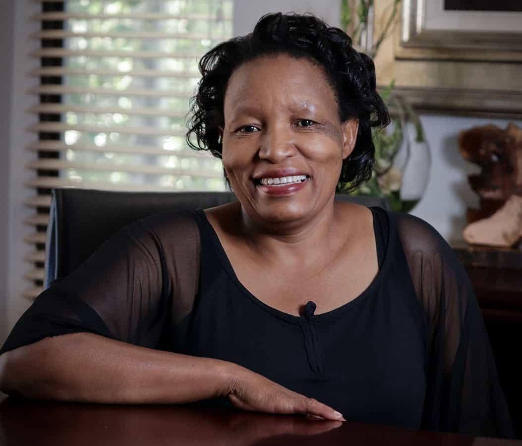 Nikki Mogwe